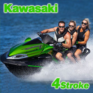 Kawasaki 4stroke models