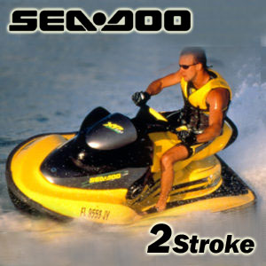 SEADOO 2stroke models
