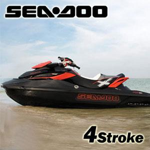 SEADOO 4stroke models