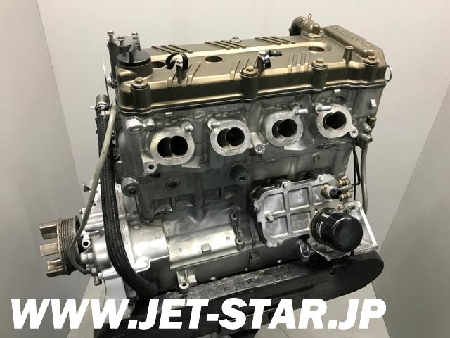 Kawasaki ULTRA260X 2009年モデル  (JT1500E9F) 純正 Engine Assembly 中古 [K253-090]