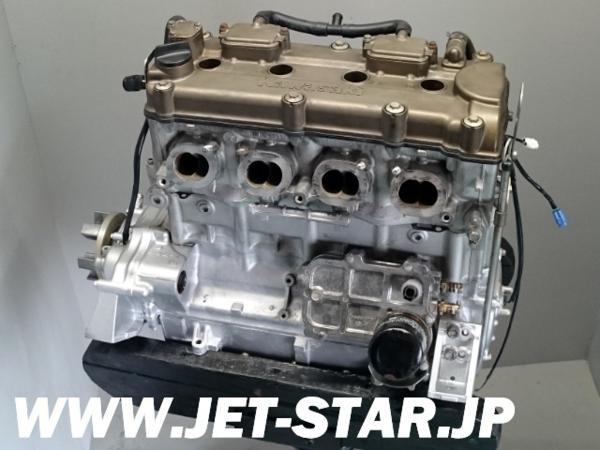 Kawasaki  STX-15F  2005年モデル  (JT1500-A2) 純正 Engine Assembly 中古 [K454-079]