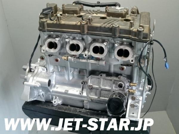 Kawasaki ULTRA LX 2008年モデル  (JT1500C8F) 純正 Engine Assembly 中古 [K649-000]