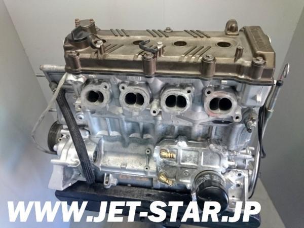 Kawasaki ULTRA300X 2011年モデル  (JT1500HBF) 純正 Engine Assembly 中古 [K783-095]