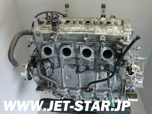 YAMAHA FX Cruiser SHO 2010年モデル  (F1WD) 純正 Engine Assembly 中古 [Y993-103]