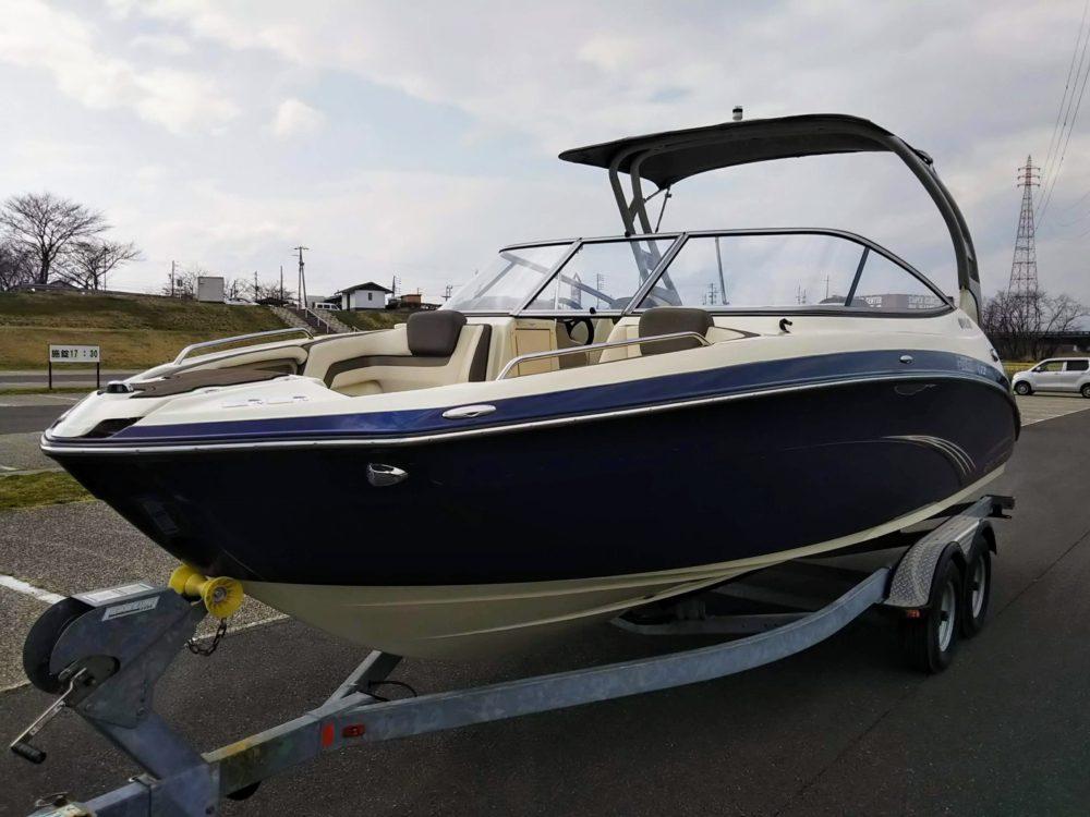 ヤマハ AR242 Limited S 【マリントイレ&GPS魚探付]】
