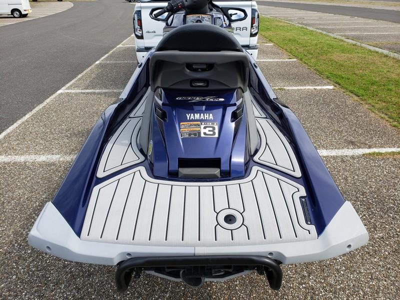 ヤマハ FX-Cruiser SHO 2012年モデル & エリートマット