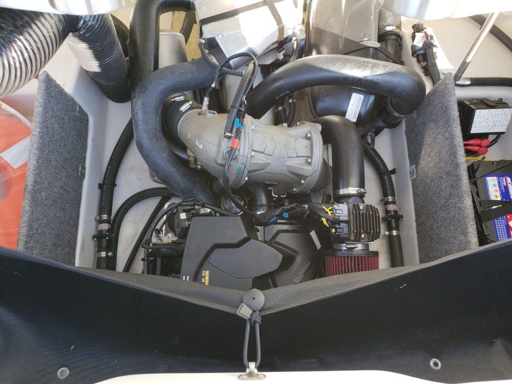 スカラブ 165 HO インパルス 250馬力 【超極上艇】