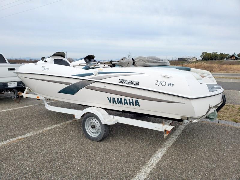 ヤマハ LS 2000 ジェットスター☆リメイク艇