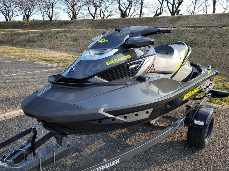 シードゥ GTX-LTD iS 260RS 琵琶湖のみ使用の極上艇