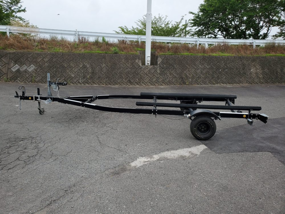 18~20フィートボート積載用 中古トレーラー [国内ナンバー取得済]