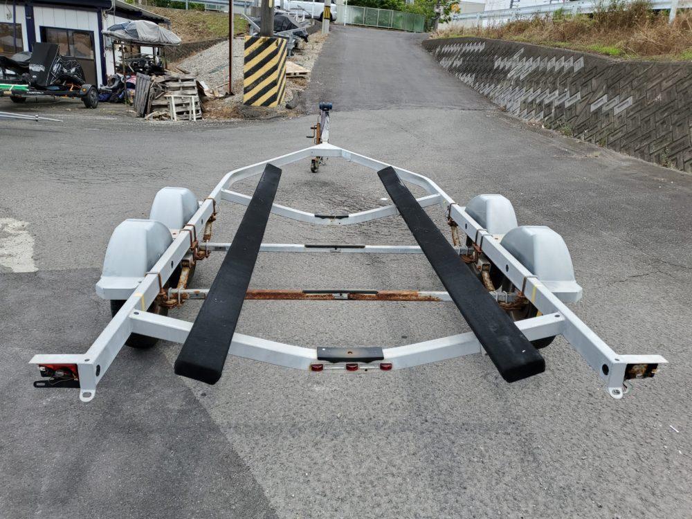 21~23フィートボート積載用 中古トレーラー [書類なし]