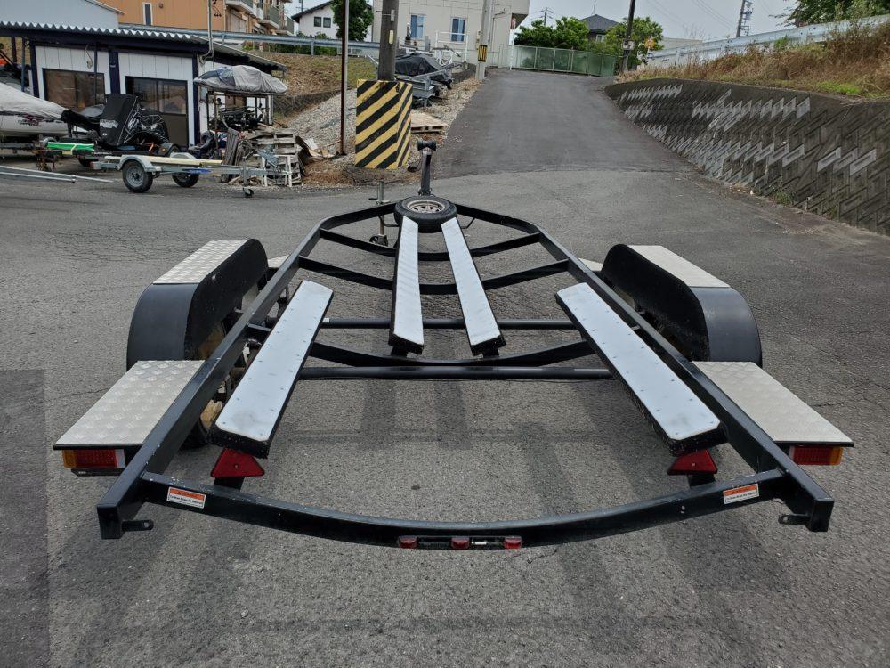 21~24フィートボート積載用 中古トレーラー [書類なし]