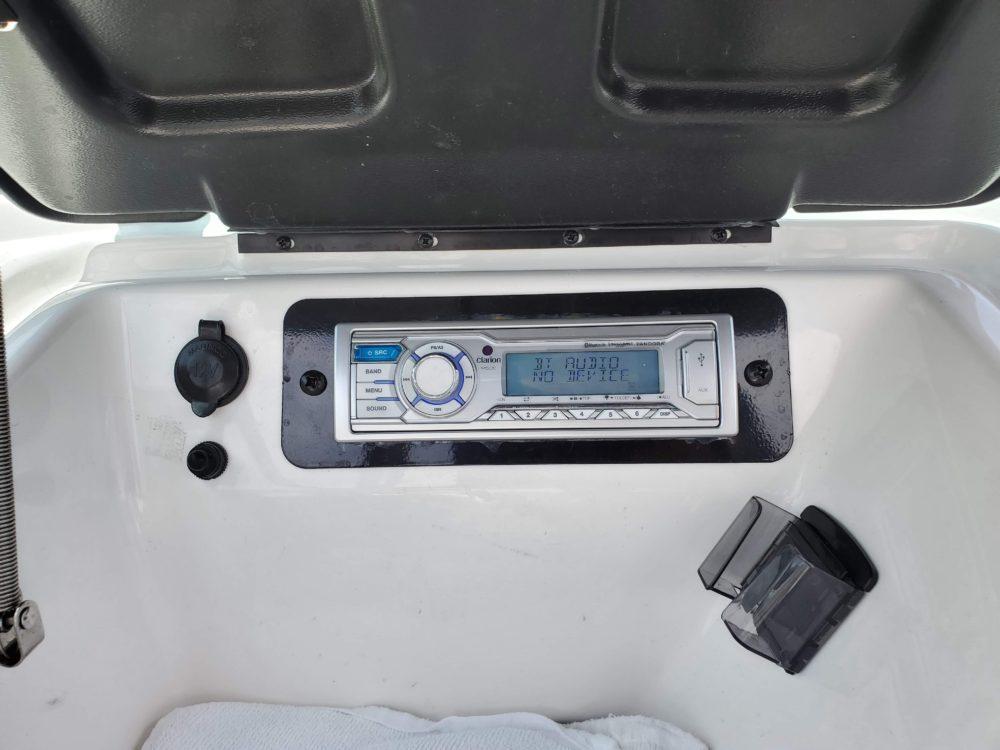 ヤマハ AR192  [夜間航行&GPS魚探付]
